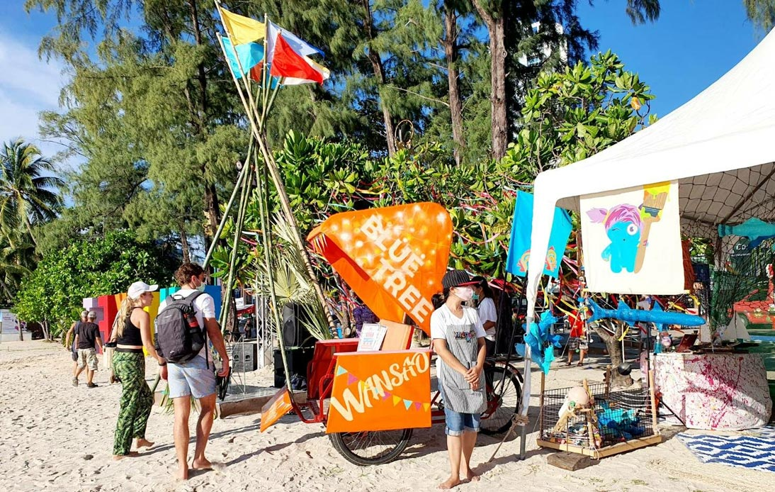 Phuket Sees Close to 1,000 Tourists Under Sandbox Scheme