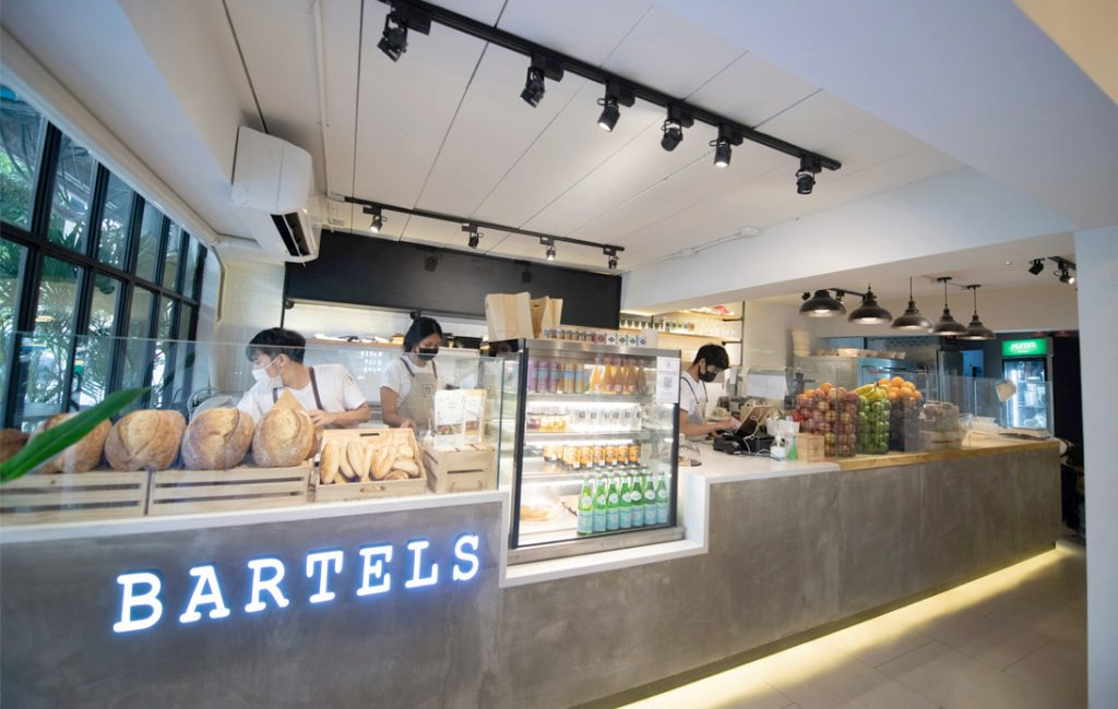 Bartels: Craft Bakery and Café in Bangkok's Phrom Phong