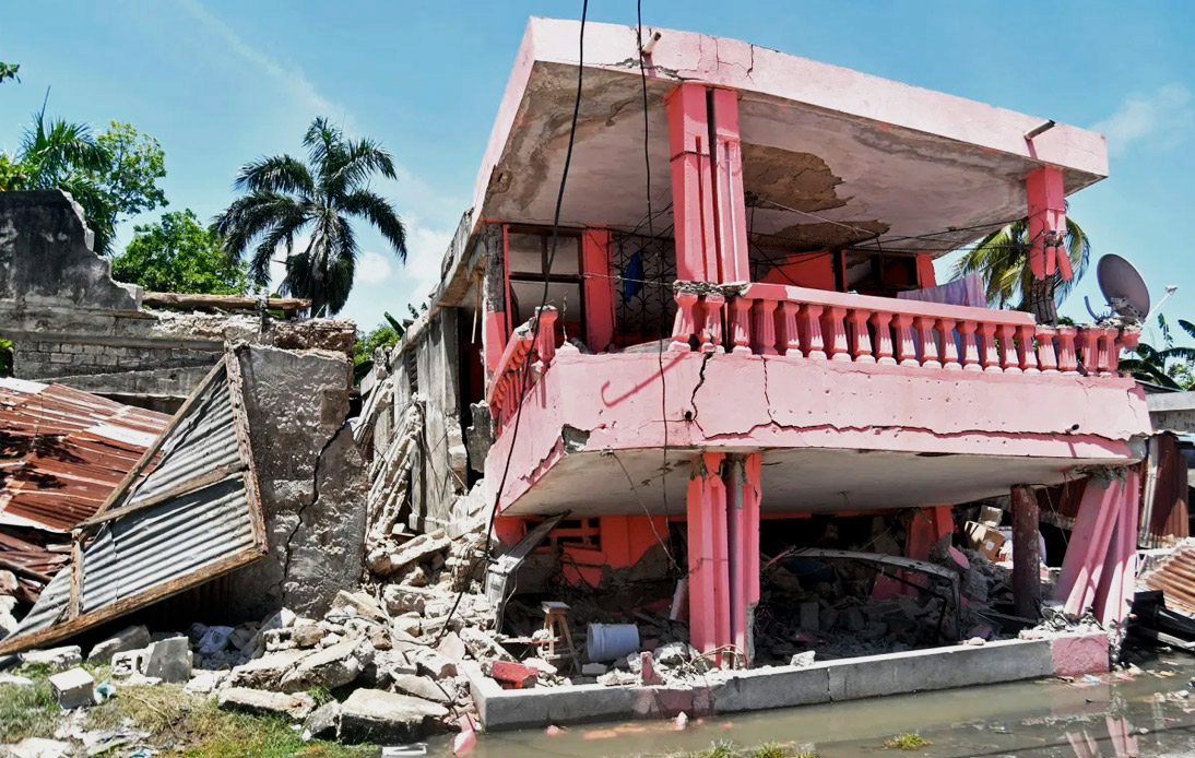 Haiti Reels From 7.2-Magnitude Earthquake, 304 Lives Lost