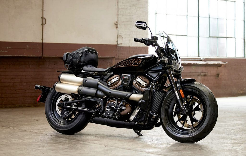 Harley-Davidson Excites Fans With Launch of Sportster S