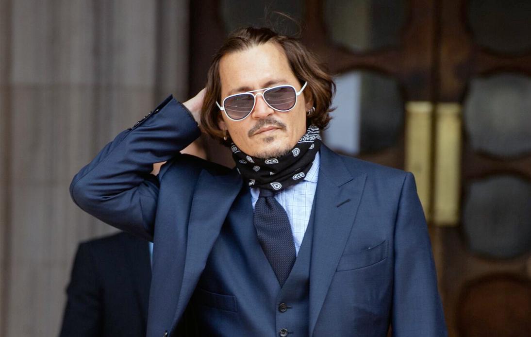 Johnny Depp Accuses Movie Industry of Boycotting Him