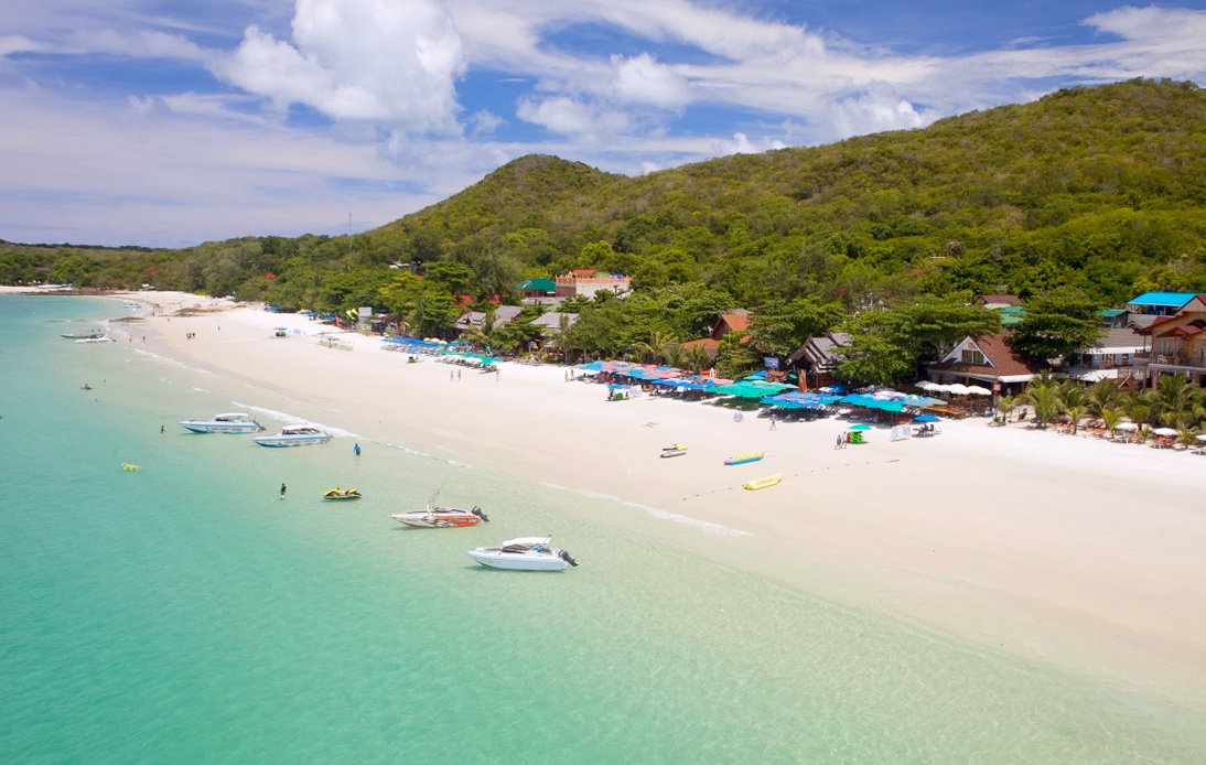 Koh Larn Confirms Reopening Imminent on Social Media