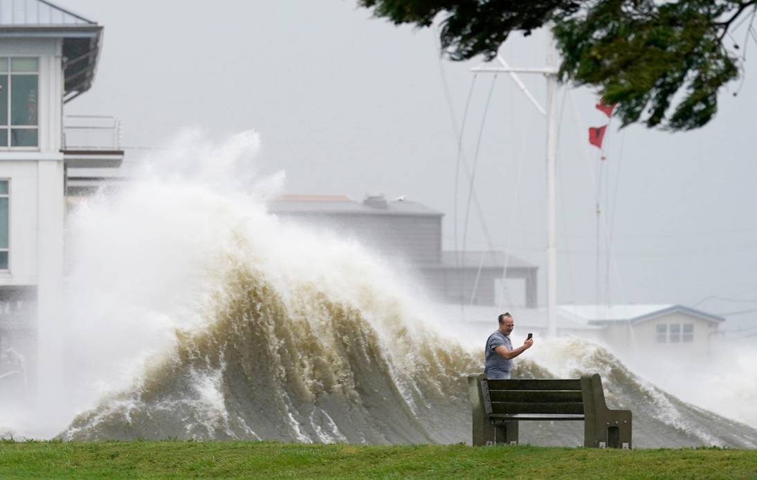 Louisiana Reports First Death After Hurricane Ida's Arrival