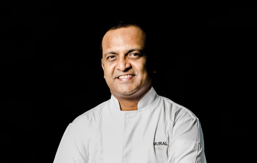 Manjunath Mural: Charcoal's Michelin-Starred Executive Chef