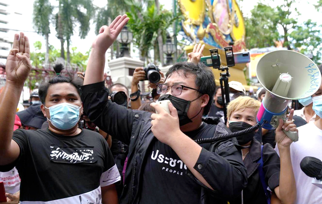 Four Arrests of Pro-Democracy Leaders After Their Surrender