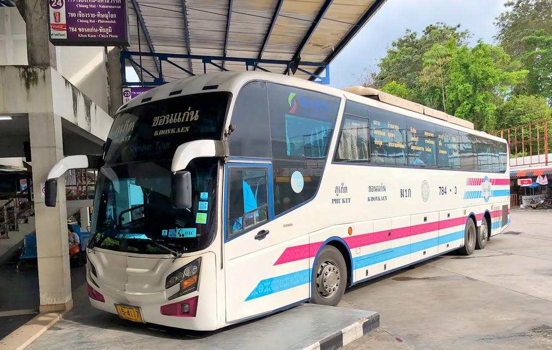 Alternative Transport Proposed for Phuket Sandbox Visitors