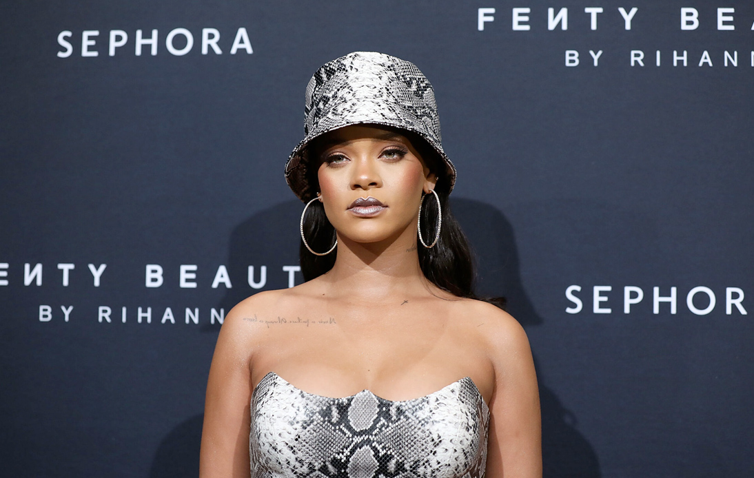 Rihanna Is Now Officially a Billionaire, According to Forbes