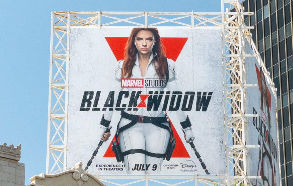 Scarlett Johansson Sues Disney For Streaming Black Widow