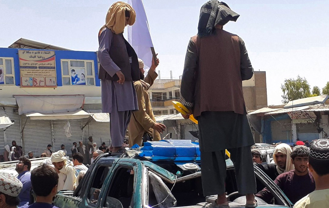 Taliban Seizes Major Afghanistan Cities Amid Heavy Fighting