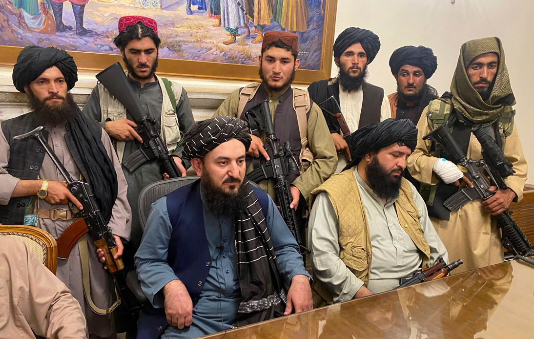 Taliban Declare Victory in Afghanistan After Taking Kabul