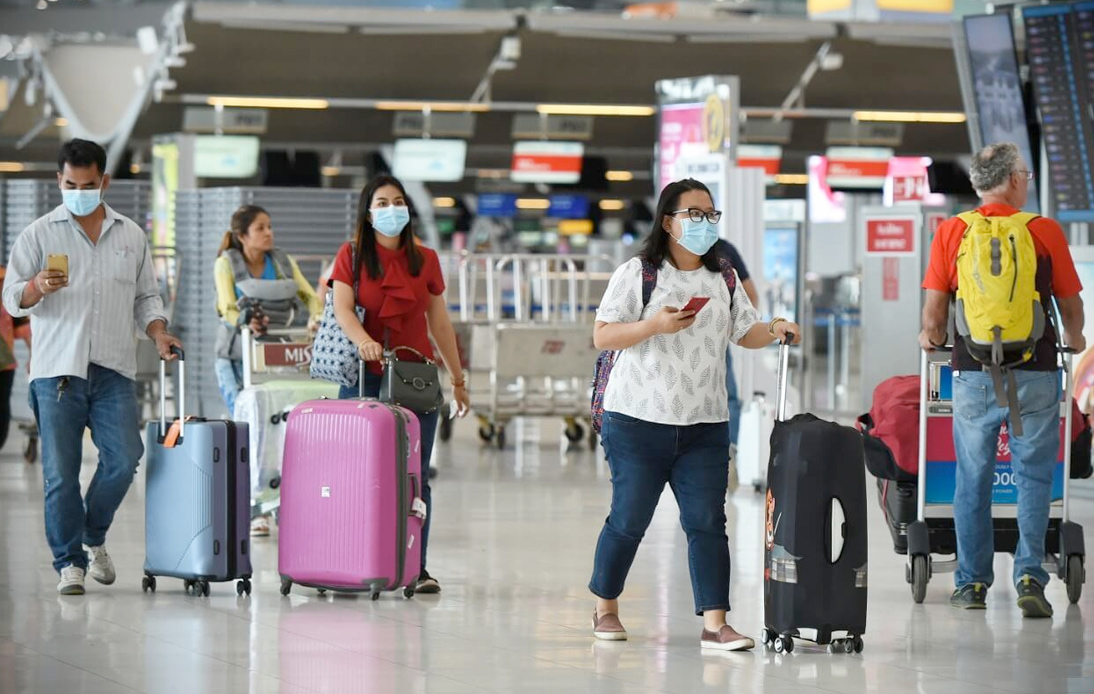 Thais Should Avoid Traveling to the US via Schengen Area