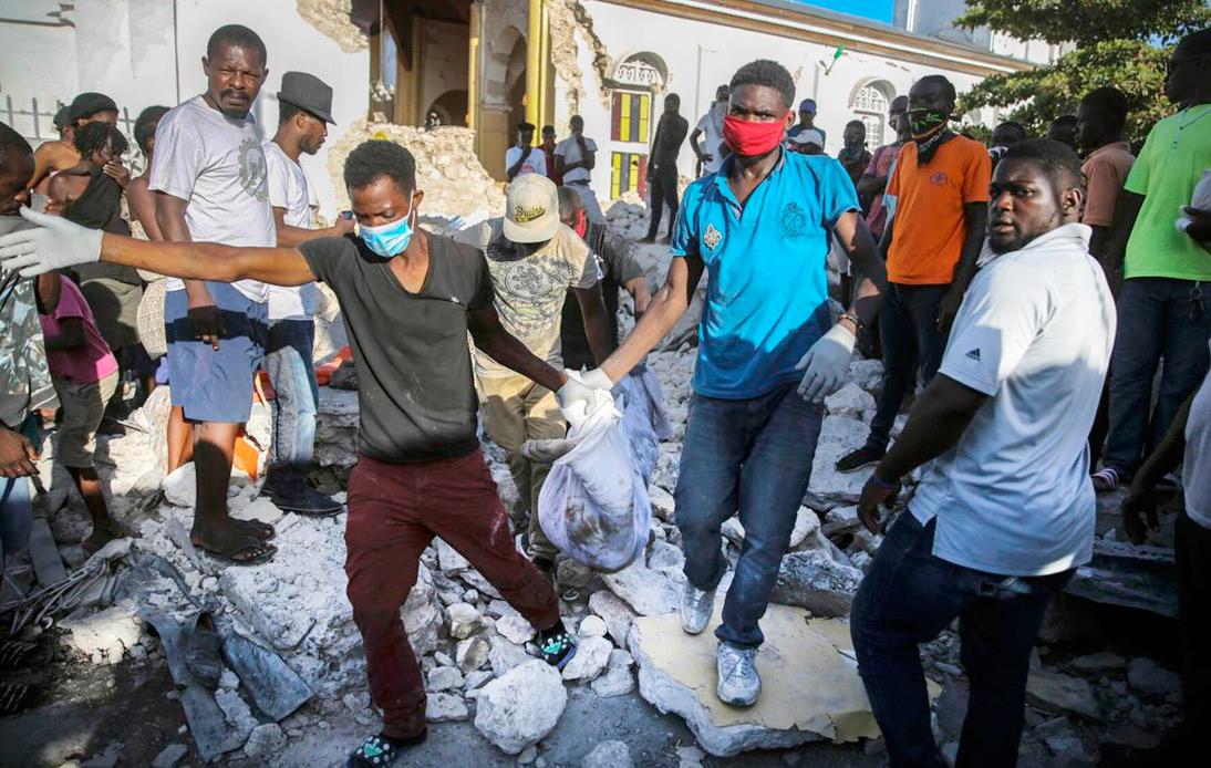 UNICEF Says Haiti Earthquake Affected Around 1.2m People