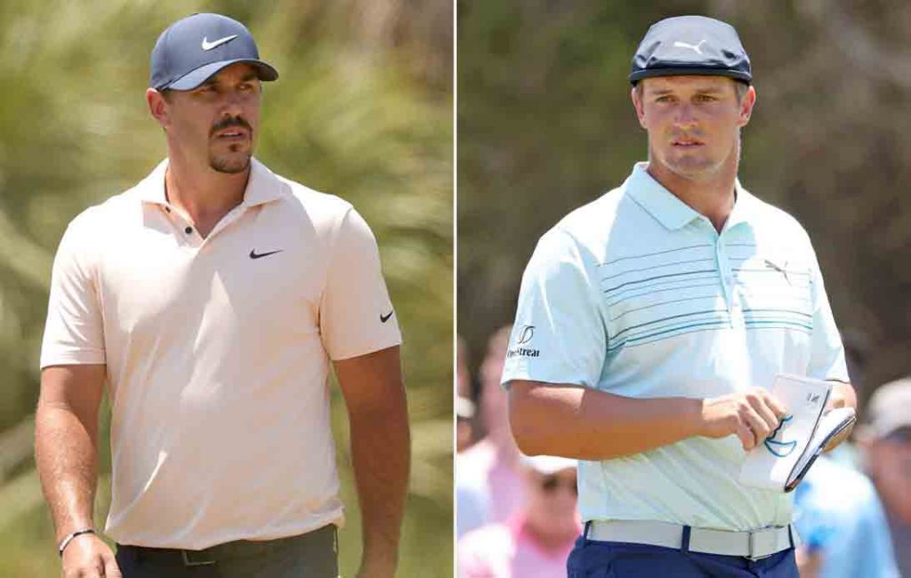 DeChambeau and Koepka Rivalry Could Inspire US in Ryder Cup