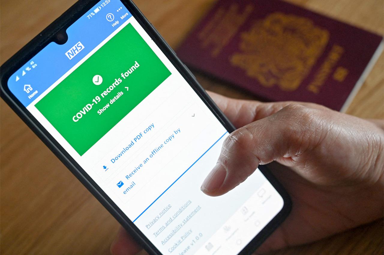 UK Health Minister: No Vaccine Passport Scheme for England