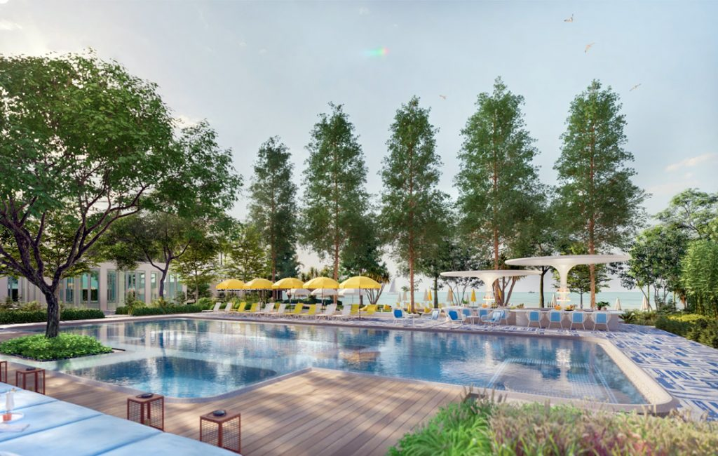 Boutique Hotel Brand The Standard To Open in Hua Hin