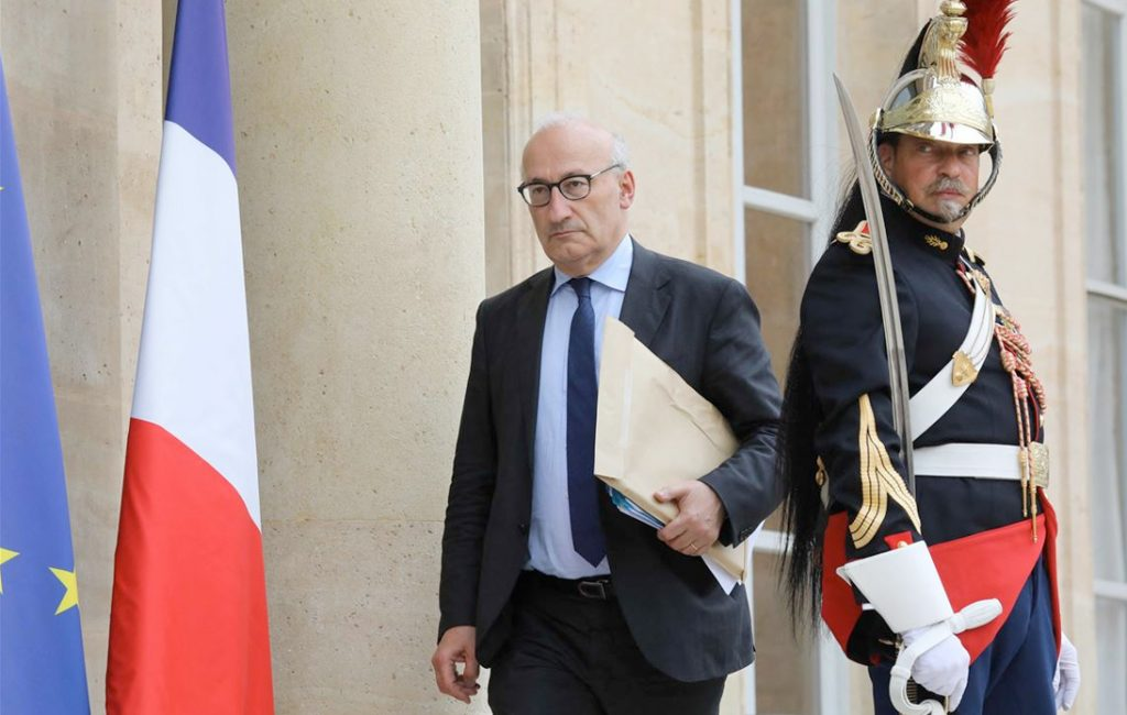 France Recalls Ambassadors to US, Australia Over Security Pact