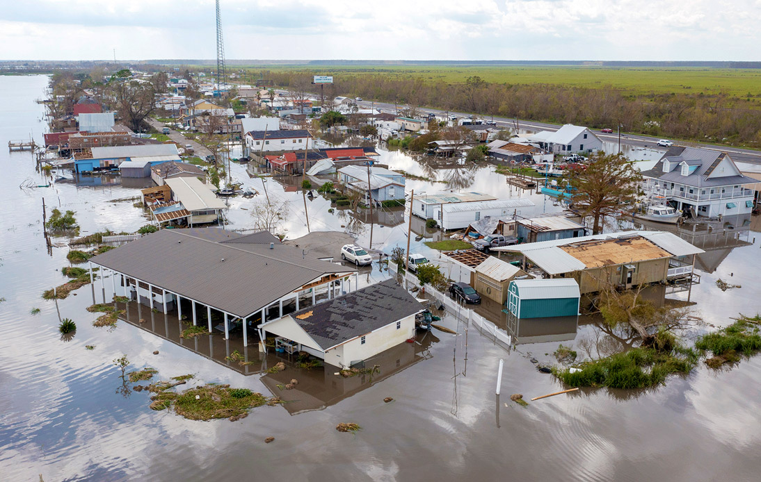 Storms, Floods Across US North-East States Leave 41 Dead