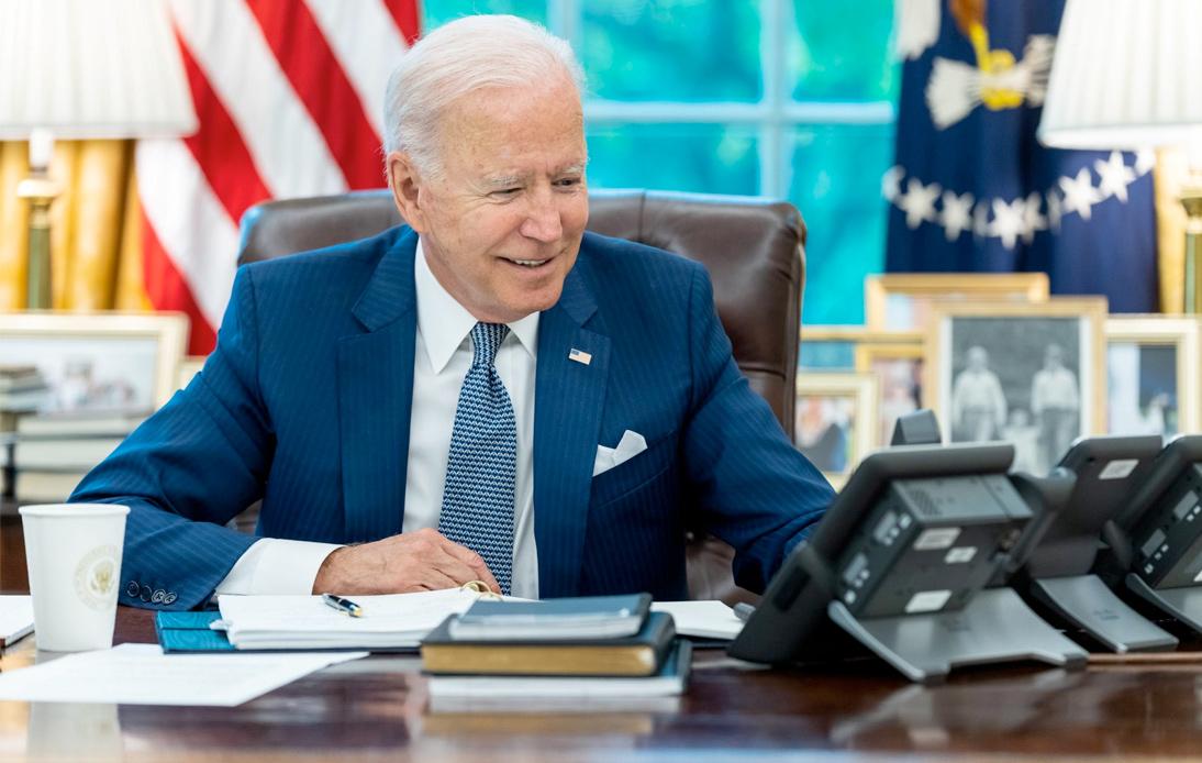 Biden Pledges To Double Global Covid-19 Vaccine Donation