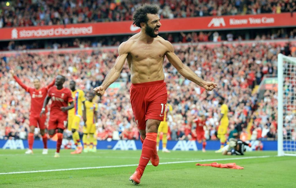 Liverpool Dismantle Crystal Palace in Comfortable 3-0 Win