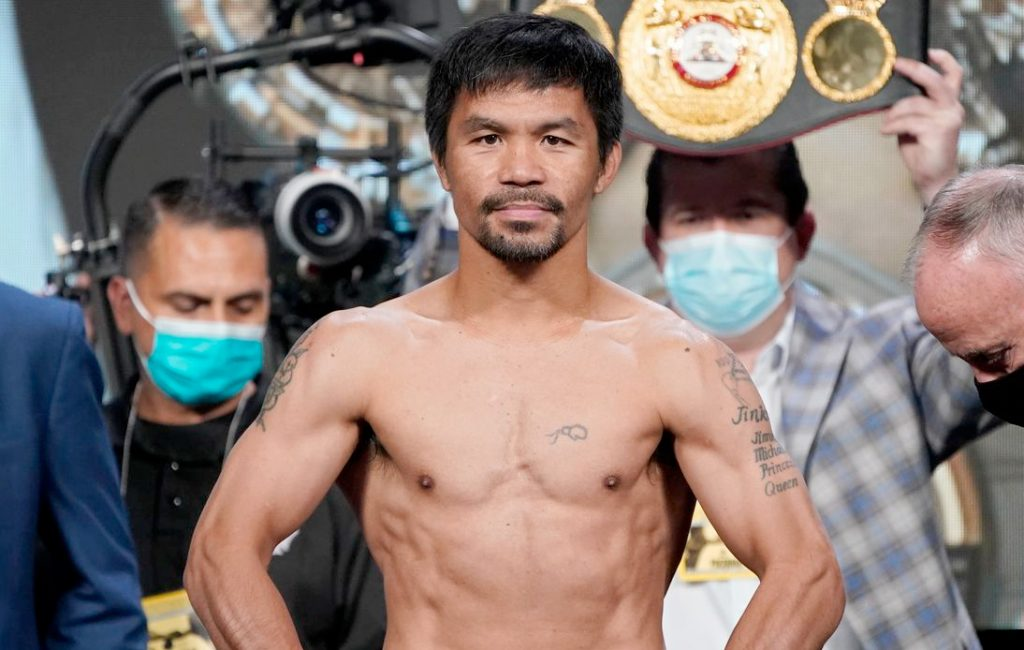 Manny Pacquiao To Run for Philippines President in 2022