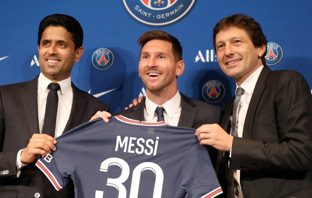 Financial Details of Lionel Messi's PSG Contract Revealed