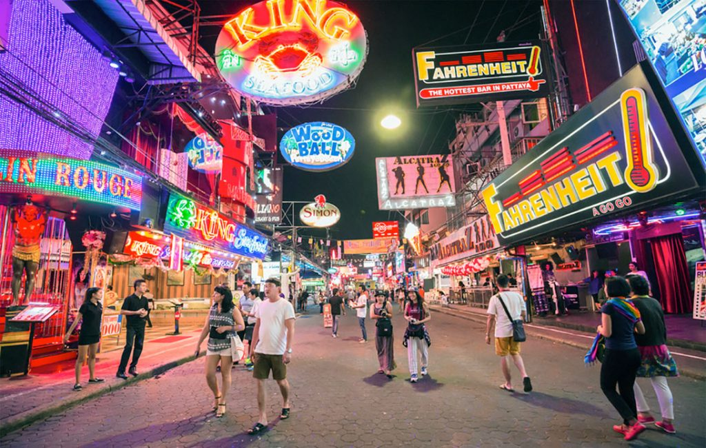 Pattaya To Reopen in October Minus Its Famous Nightlife