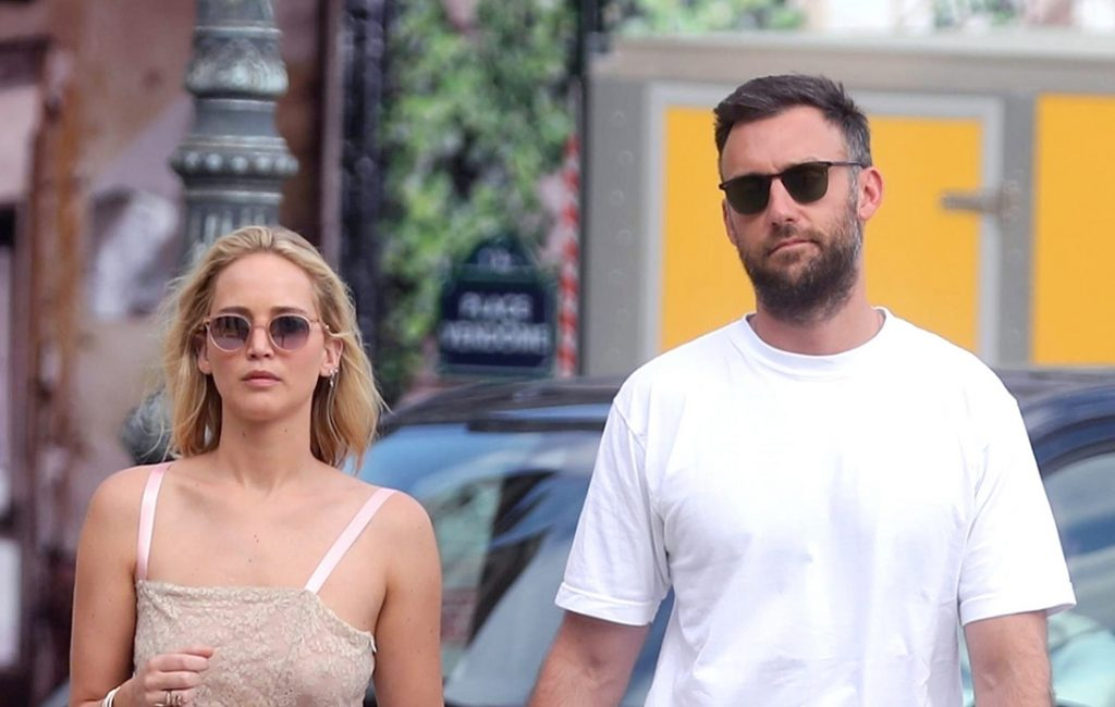 Jennifer Lawrence Is Pregnant, First Child With Cooke Maroney