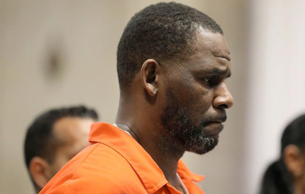 R. Kelly Found Guilty on All Charges in Sex Trafficking Trial