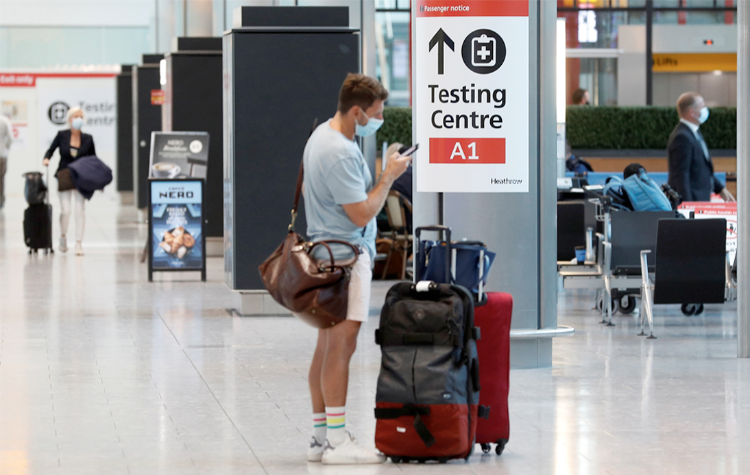 England Keeps Thailand on Travel Red List, Amber List Scrapped