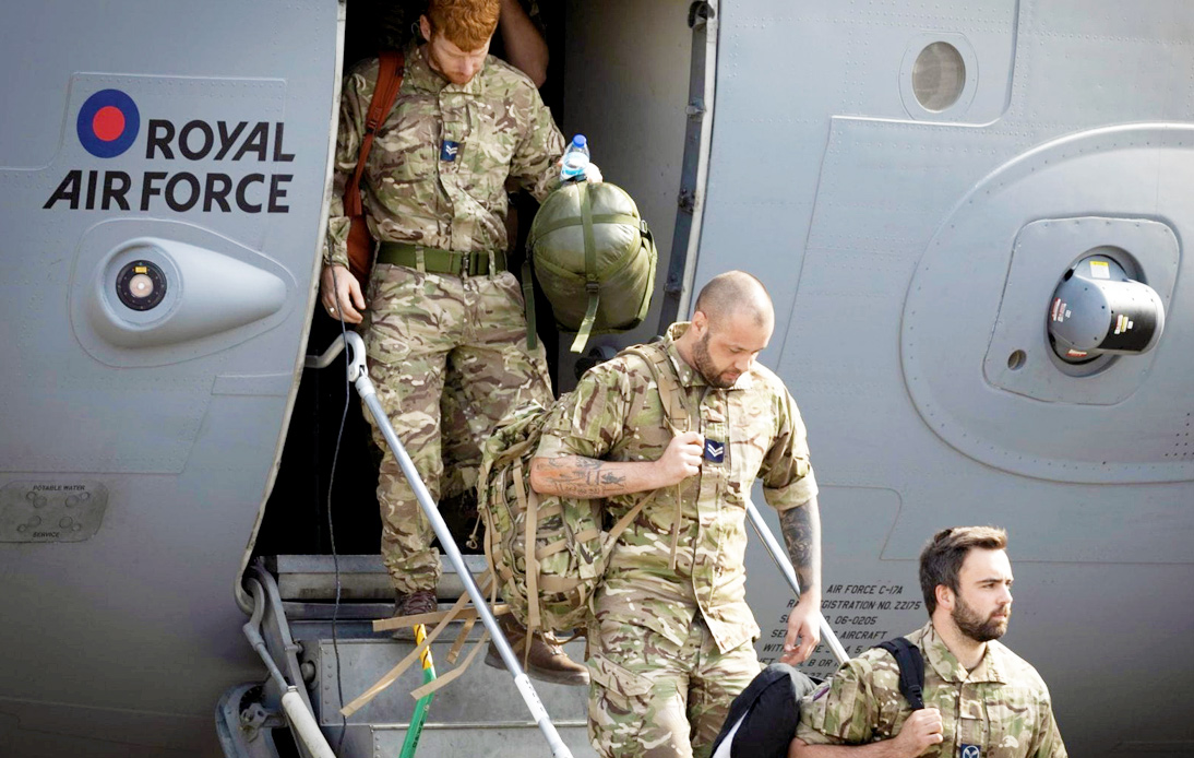 UK Start Talks Over Further Evacuations in Afghanistan