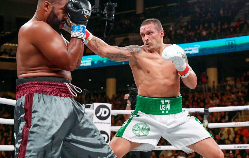 Who Is Oleksandr Usyk, the Next Man To Fight Anthony Joshua?