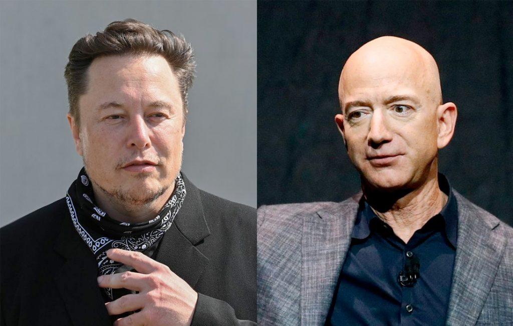 Elon Musk Trolls Jeff Bezos, Is World's Wealthiest Man Again
