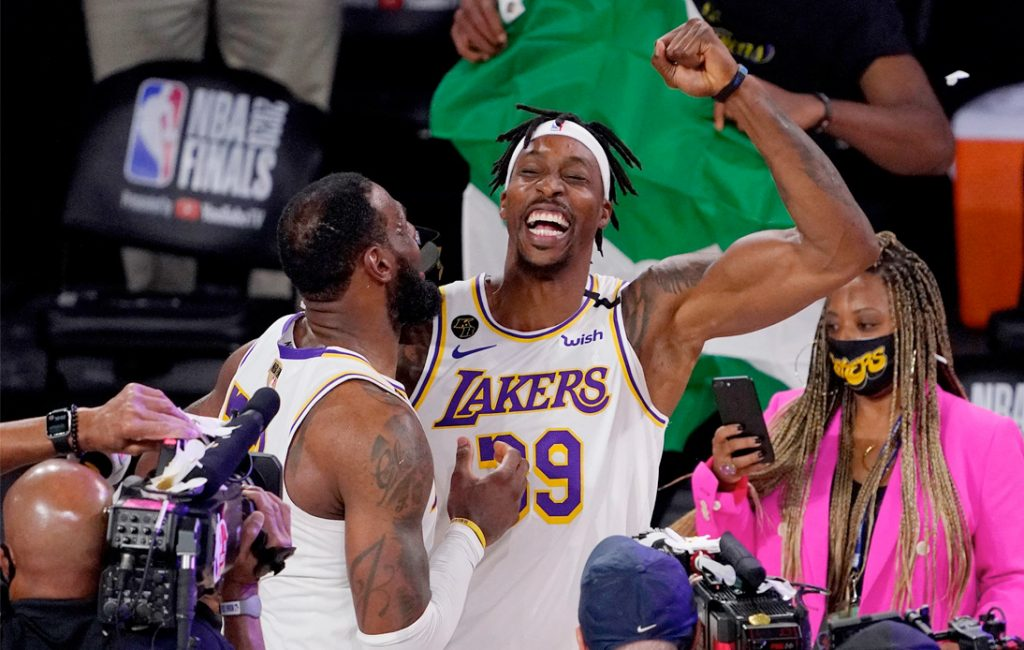 NBA Championship: Lakers Aim To Win With League's Oldest Squad