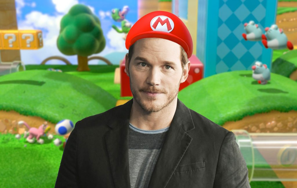 New Animated Super Mario Bros Movie To Have an A-List Cast