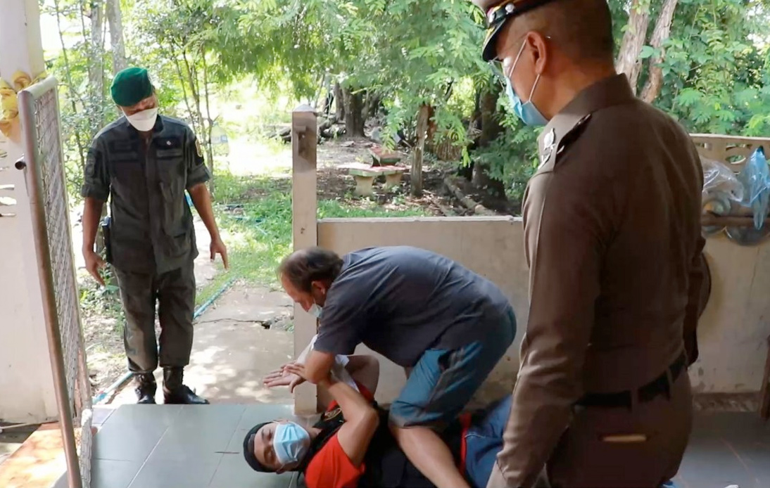 Thief Beaten to Death in Isaan, Swiss National Arrested