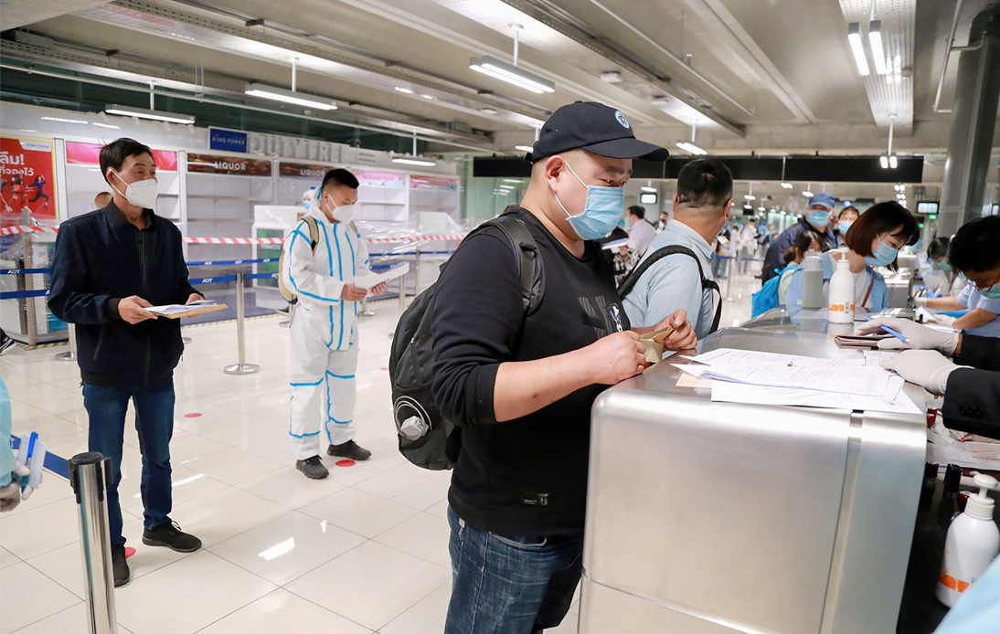 Thailand Develops Pass System To Replace CoE Requirement