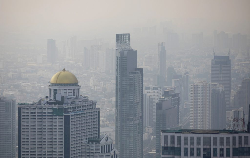 Experts Say Thailand Lacks Plan To Deal With Haze Season