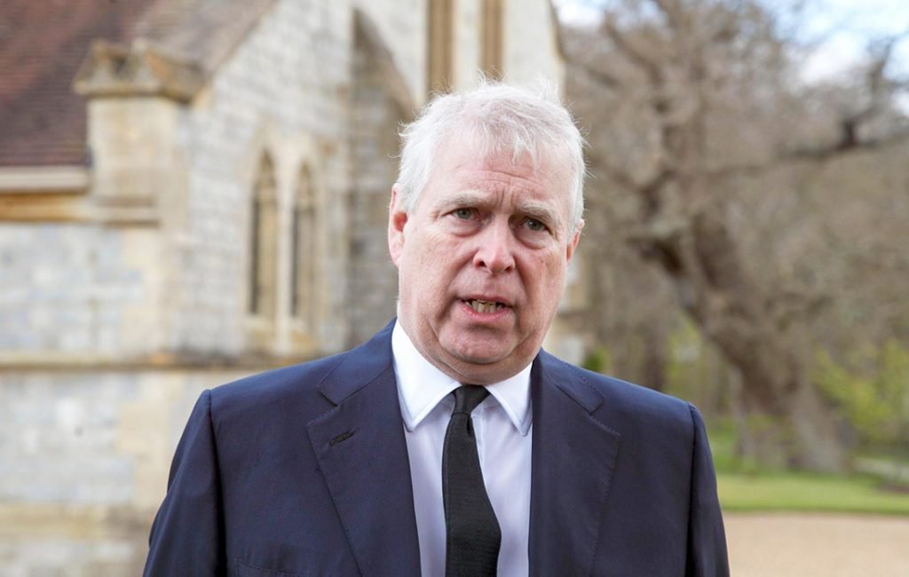 UK Police Drops Prince Andrew Sexual Assault Investigation